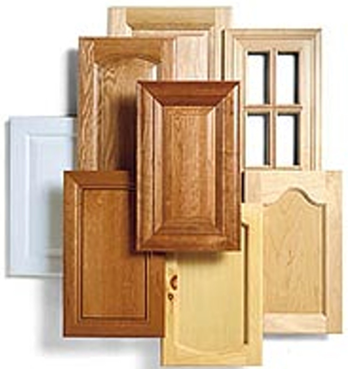 Solid Wood Kitchen Cabinet Door (Shaker Style), Kitchen Door